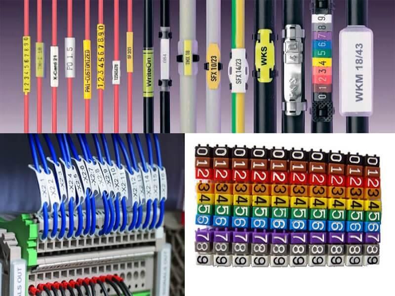 kablo markalama örnekleri